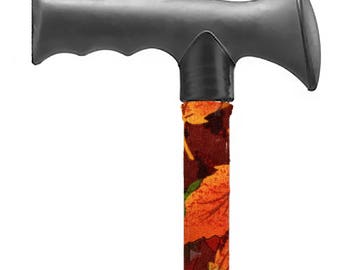 Fall Leaves Cane Cover
