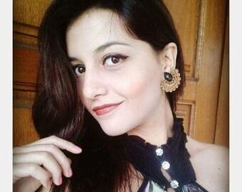 Mini earrings fans My Kmi