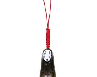 Strap ・Bag Charm / Spirited Away Studio Ghibli / Caracalla Kaonashi netsuke