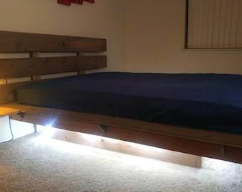Platform Floating Bed