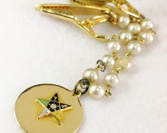 Five Pointed Star of Ishar Collar Clips