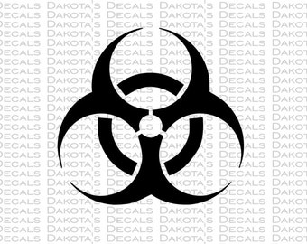 Biohazard SVG for Download