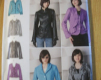 Simplicity 2313 Misses (H5 6,8,10,12,14)  jackets (dress or casual)