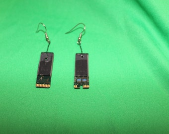 RAM Earrings