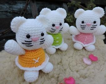 Amigurumi Doll Book : Handmade amigurumi doll based off the comic book character the
