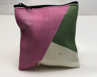 Pattern Coin pouch