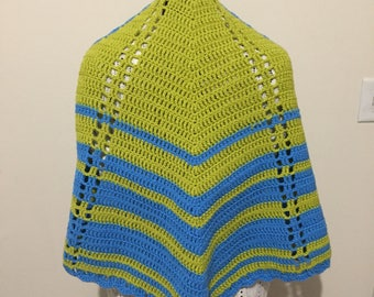 Teen/Tween Wrap Shawl