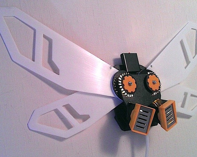 Wasp Wings - Pull Cord Deployable Costume Wings
