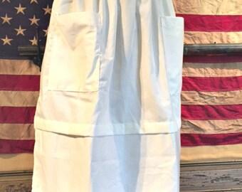 Pioneer Trek Apron  LDS Pioneer Trek Clothing - Made in Nauvoo