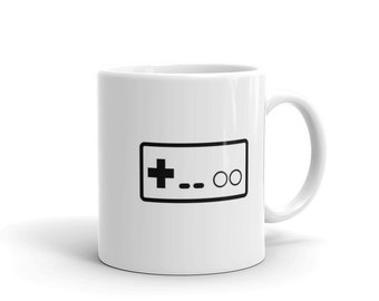 Vintage Game Controller Coffee Mug