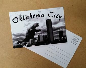 Godzilla vs Oklahoma City - 5 Pack 10 Pack