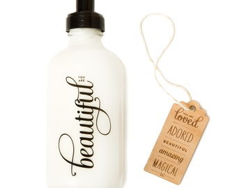 You Are Beautiful Lotion...The Perfect Gift