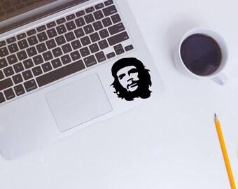 Laptop Sticker, Che Guevara Decal, Che Guevara Revolution, Che Guevara Sillhouette, Laptop Decal, Cuban Revolution, Macbook Sticker, 288
