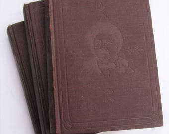 Two novels by Alexandre Dumas: Le Chevalier De Maison-Rouge and The Taking of the Bastille Vol. I and II
