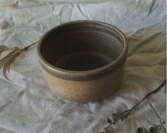Handmade Ceramic Bowl, Dish