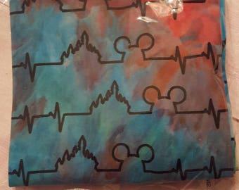 Mickey Beats Infinity Scarf.