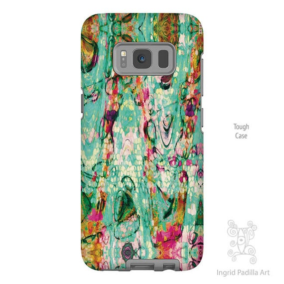 Samsung Galaxy S8 Case, Galaxy S8 Case, Galaxy S8 plus Case, Galaxy S7 Case, S8 case, S8 Plus case, iPhone 8 case, Turquoise S8 case