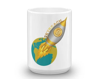 Skyreach Bitcoin Mug
