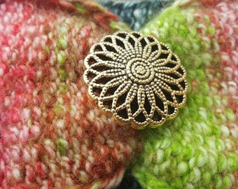 Rainbow Stylish Hand Knit Headband Ear Warmer