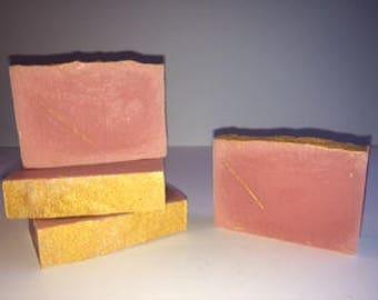 Almond Smash Artisan Vegan Soap