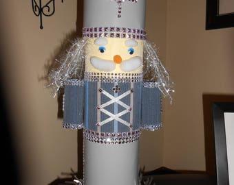 Nutcracker, Christmas tree Christmas ornament, table centerpiece