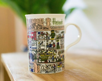 Harrods Knightbridge Mug