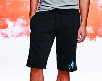 Michigan Love  Active Shorts