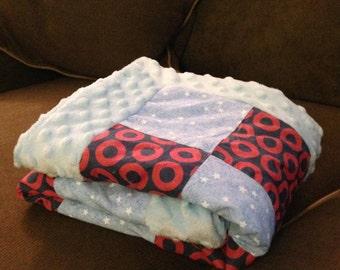 Phish Baby Blanket