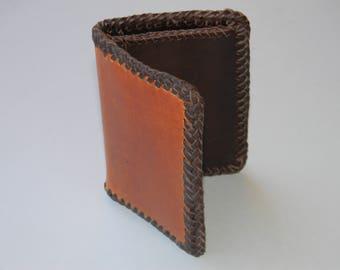 Wallet-Leather Artisan purse