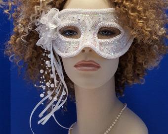 Lace Wedding Mask