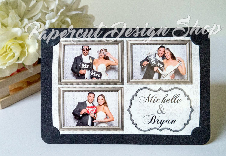 Photo Booth Frame Photo Holder Wedding Birthday Party Favor Photo ...