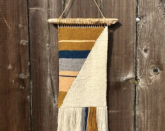 Tapestry Woven Wall Hanging Decor - 003