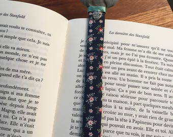 Bookmark cat fabric