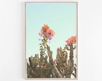 Cactus Print,Art Print,Wall Art,Desert Print,Large Wall Art,Photography,Cactus Wall Art,Digital Prints,Wall Prints,Cacti,Instant Download