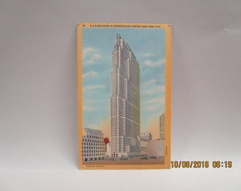 RCA Building Rockefeller Center NY