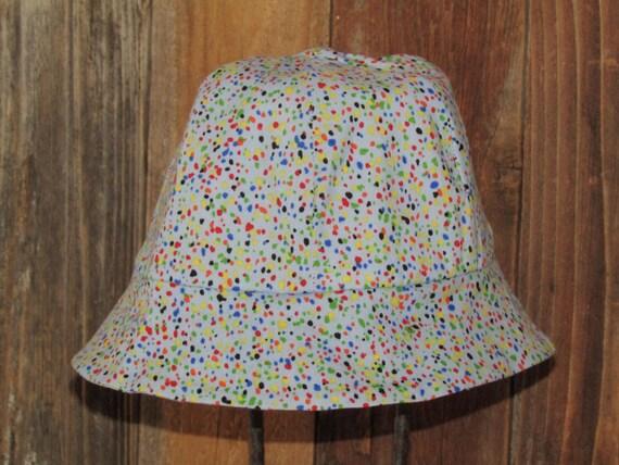 d5c7fe01cd3 Child Paint Splatter Bucket Hat