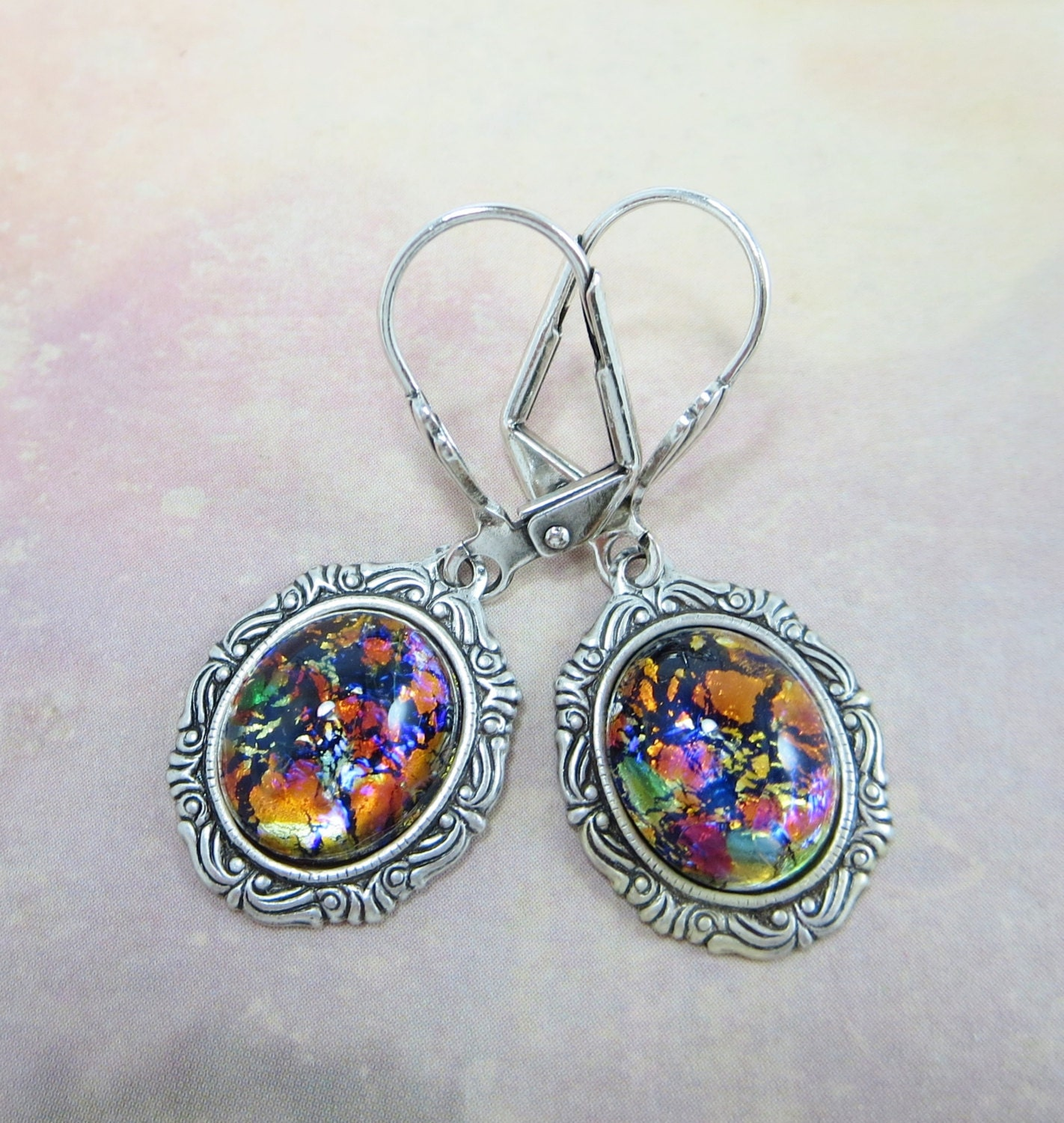 earringslarge opal silver dangle fullxfull gold il listing gemstone earrings large