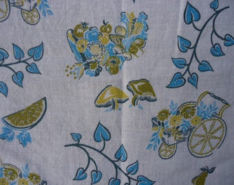 Vintage Tablecloth  - Table Topper