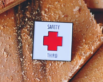 Safety Third Pin