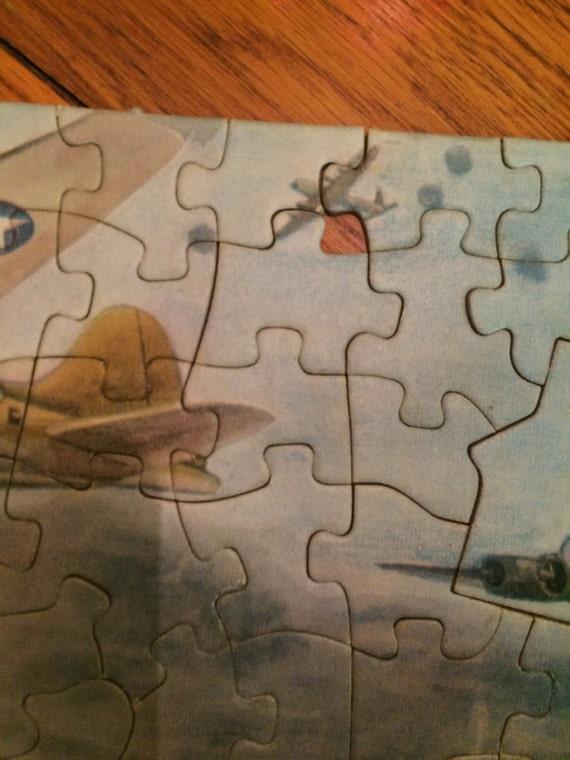 Vintage battle of midway picture puzzle1942 puzzle world war te gusta este artculo gumiabroncs Gallery