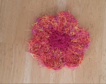Flower Dish Scrubby