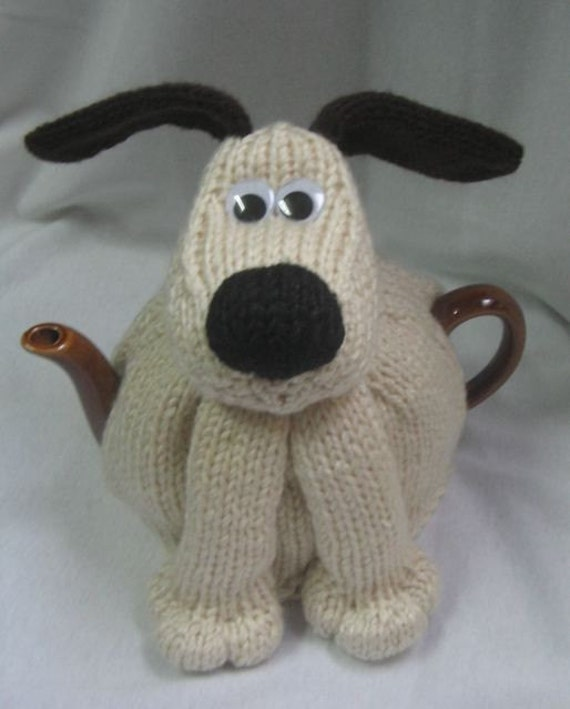 Dog Tea Cosy Knitting Pattern Pdf File By Automatic