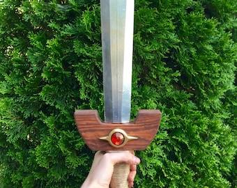 Kokiri Sword-The Legend of Zelda Ocarina of Time