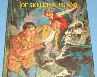 Three Investigators #6 Secret of Skeleton Island 1st HB