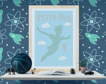 Peter Pan - Book Poster