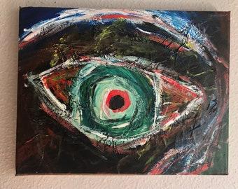 Eye (Anxiety)