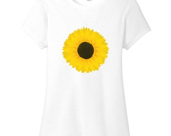 Sunflower Women's Fitted T-Shirt
