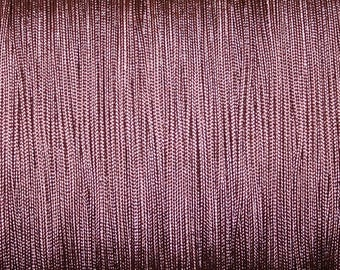 25 Yards  2.0mm  Maroon Traverse Cord For Vertical Blinds & Draperies