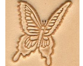 Sprightly Butterfly Leather Stamp Tool