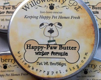 Paw Wax, Dog Paw Wax, Paw Wax for Dogs, Wholesale,  Winter Dog, Protective Paw Wax, Dog Paw Butter, Winter Formula, dry cracked paws